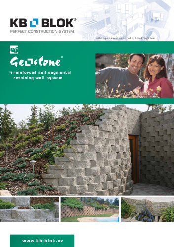 Geostone