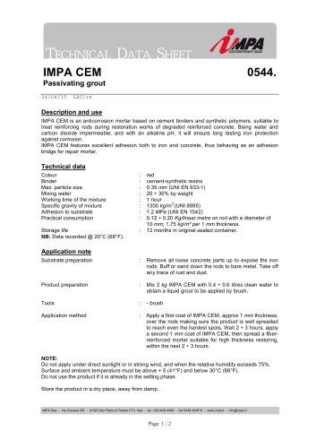 0544 IMPA CEM