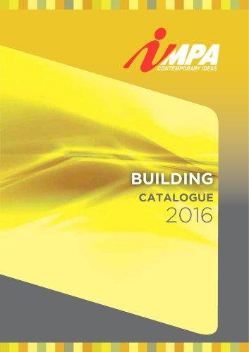BUILDING CATALOGUE 2016
