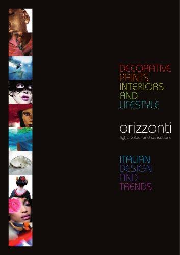 Orizzonti Catalogue