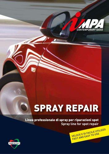 Spray Repair Line