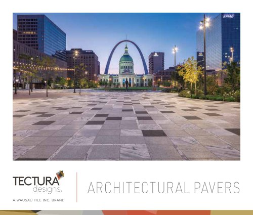 ARCHITECTURAL PAVER