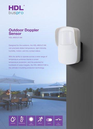 Buspro Doppler Sensor