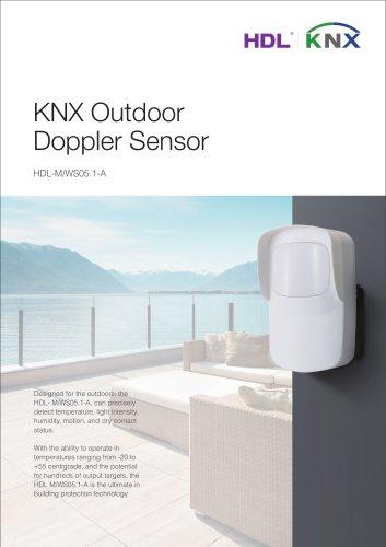 KNX Doppler Sensor