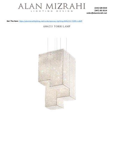AM6233 TORRI LAMP