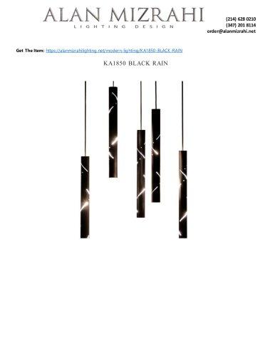KA1850 BLACK RAIN