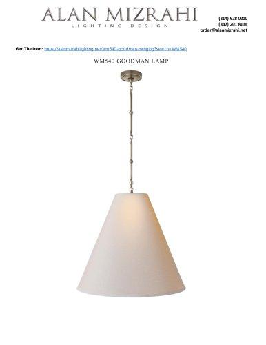 WM540 GOODMAN LAMP