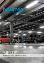 SIFTOS | Waterproof Fixture