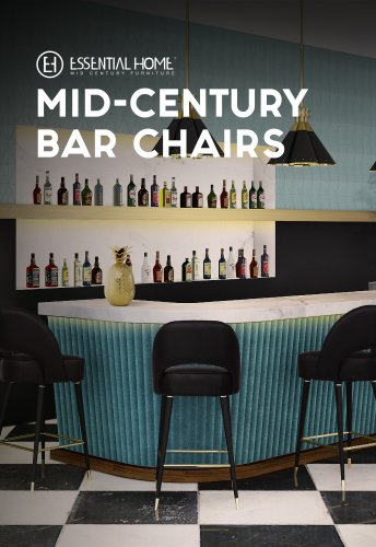 Mid-Century Bar Chairs