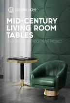 Mid-Century Living Room Tables