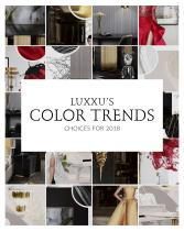 Luxxu Color Trends 2018