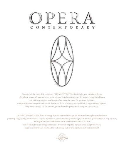 Opera Contemporary Volume II
