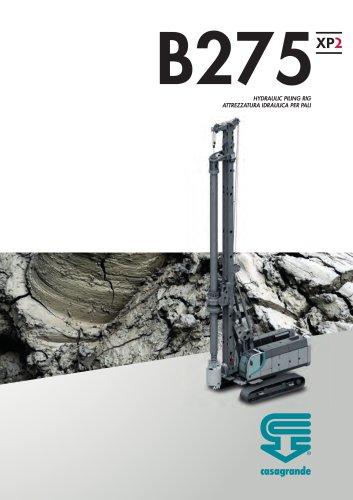 B275 XP-2 – CFA Piling rig