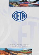 CETA - Strutture per Sport e Spettacolo