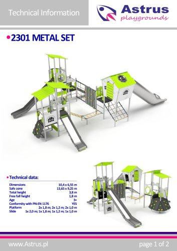 2301 METAL SET