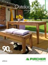 Catalogo Outdoor Living 2018