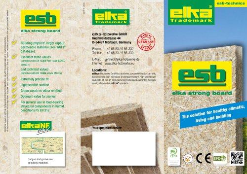 elka strong board