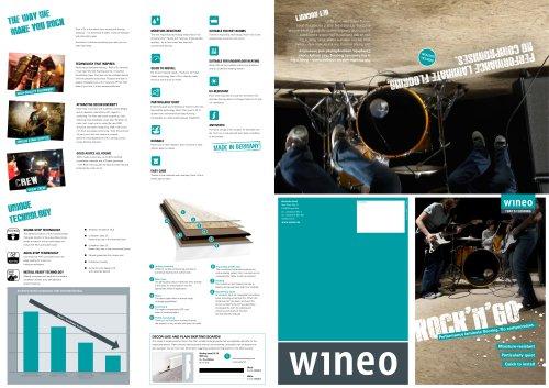 wineo Rock´N´Go