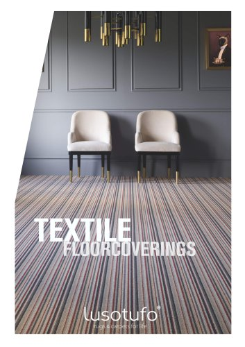 TEXTILE FLOORCOVERINGS