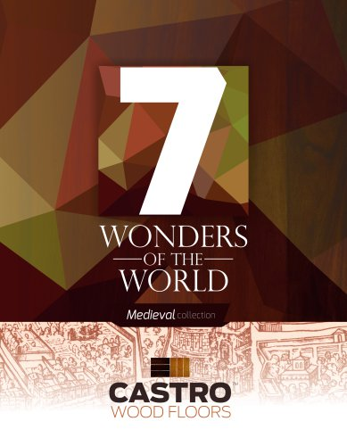 7 Wonders of the World Medieval Collection