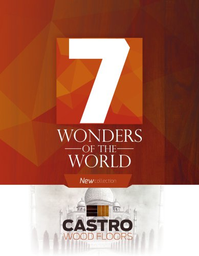 7 Wonders of the World New Collection