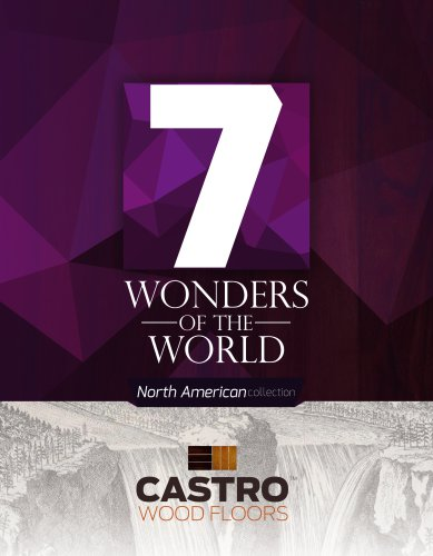7 Wonders of the World North American Collection