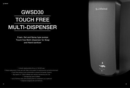 Auto dispenser brochure_2021_Goodwind