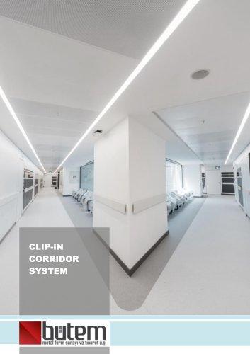 Clip-in Corridor System
