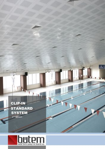 Clip-in Standard System (2nd version)