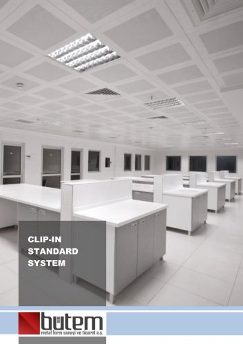 Clip-in Standard System