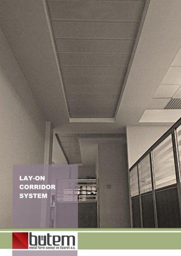Lay-on Corridor System