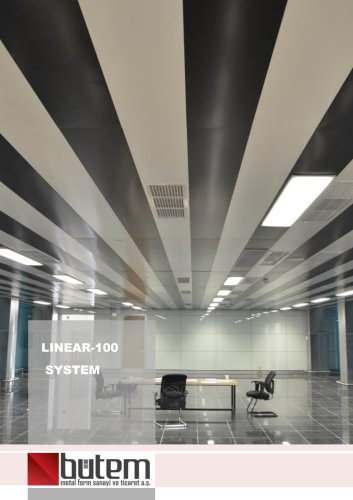 Linear-100 Multipanel System