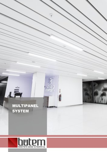 Multipanel System