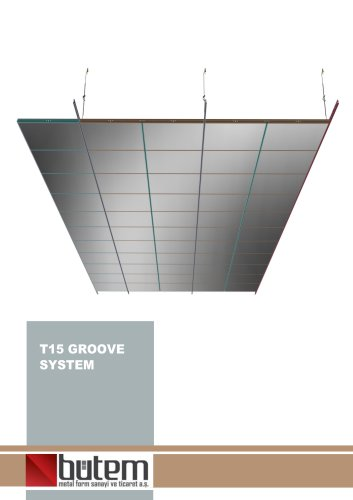 T15 Groove System
