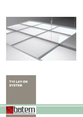 T15 Lay-on System
