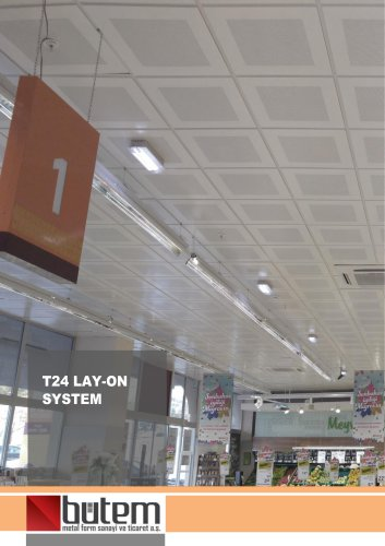 T24 Lay-on System