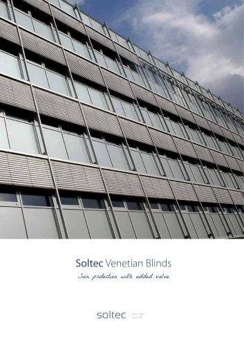 Soltec Venetian Blinds
