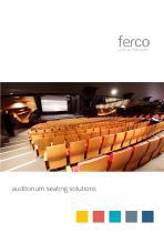 Auditorium Brochure