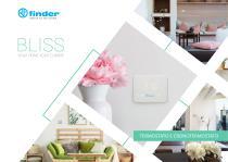 BLISS - Cronotermostato e Termostato