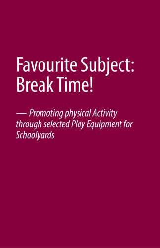 Favourite Subject: Break Time!