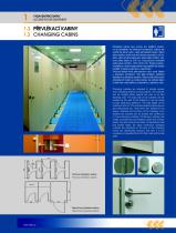 CHANGING CABINS