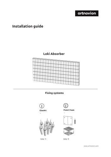 Loki Absorber Installation guide