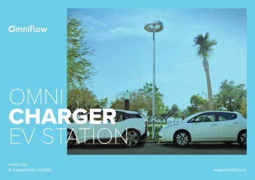 OMNI CHARGER EV STATION