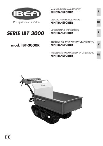 IBT-3000 Series
