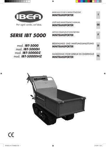 IBT-5000 Series