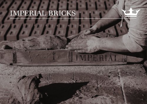 Imperial Bricks Brochure 2018