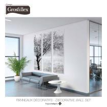 Wall decorative set brochure 2020