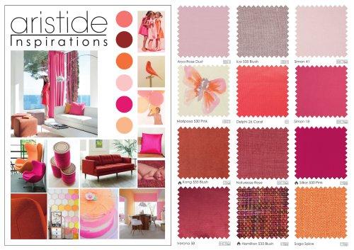 aristide inspirations