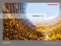 Vanceva Colors Brochure