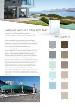 Vanceva Earth Tones Product Bulletin